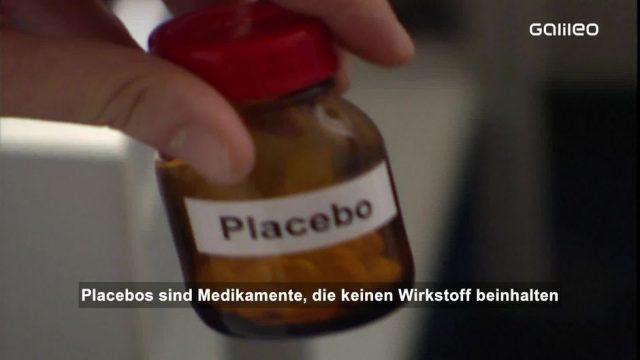Placebo: Heilung durch ein Medikament ohne Wirkstoff - ist das möglich?