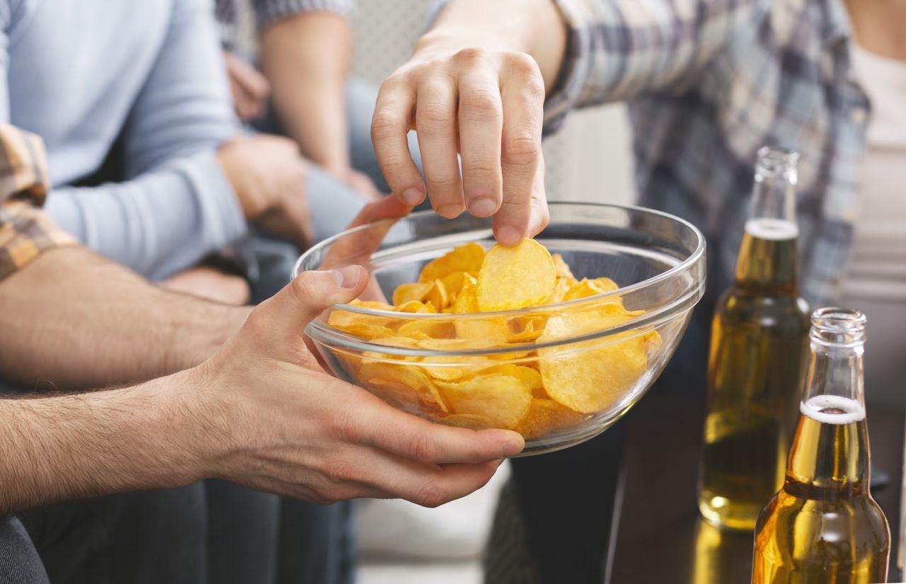 Krebserregendes Acrylamid in Chips