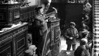 Militärputsch in spanischen Parlament 1981