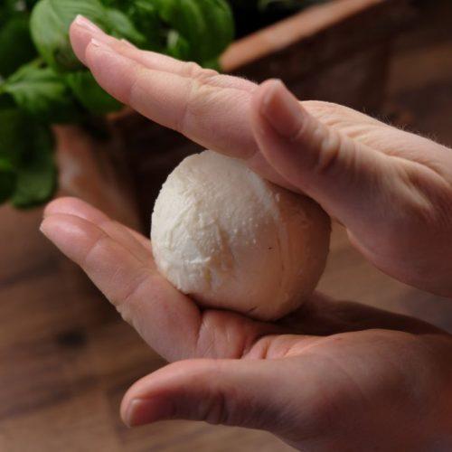 Du kannst Mozzarella auch selber machen. Wie das geht, zeigen wir dir hier.