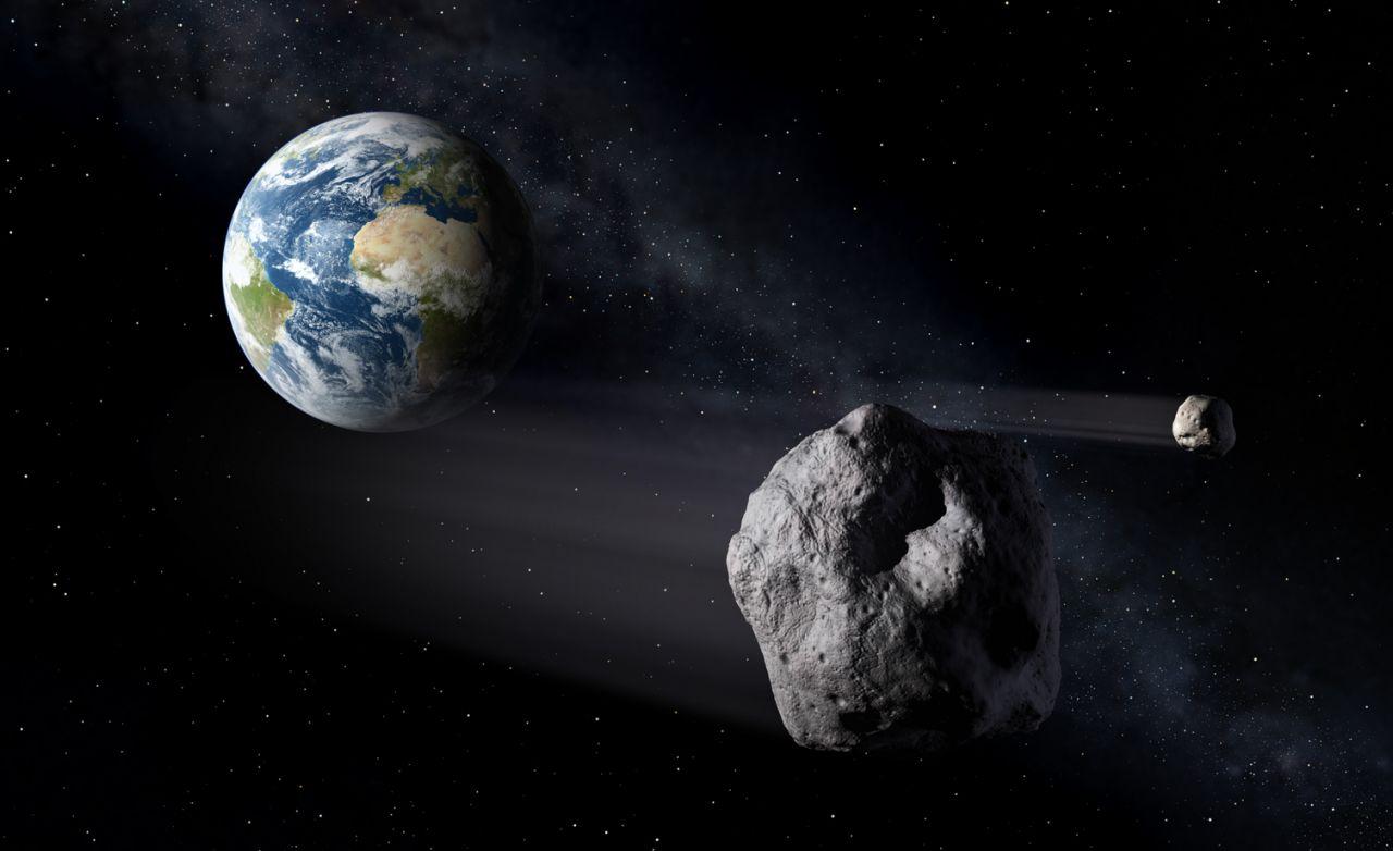 Asteroiden-Gefahr: Die Erde bekommt unerwünschten Besuch