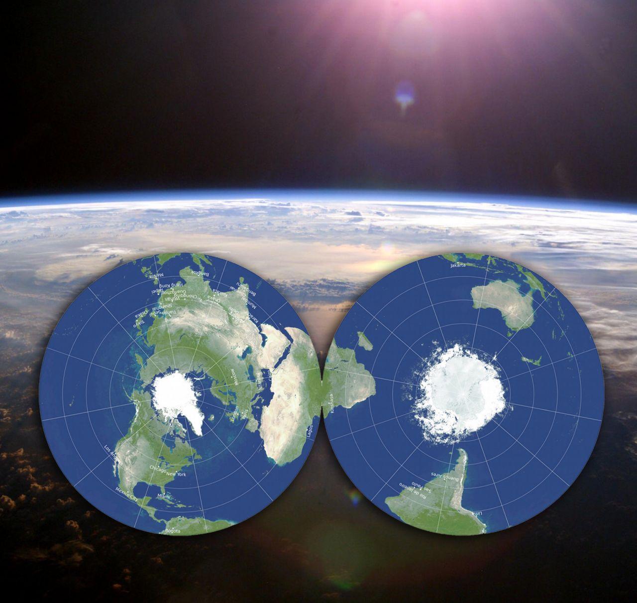 Neuer Blick auf die Erde: Eine Weltkarte, so genau wie nie zuvor