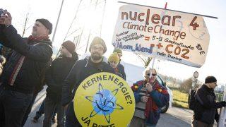 Pro-Atomkraft-Demo