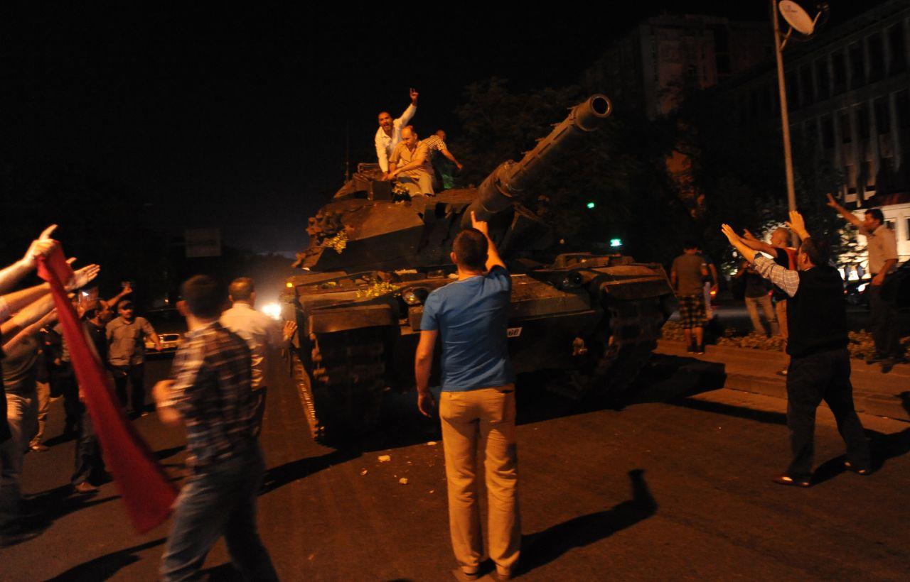 Militärputsch in der Türkei 2016