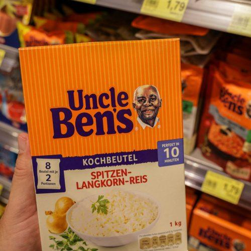 Uncle Ben's ändert Name und Logo