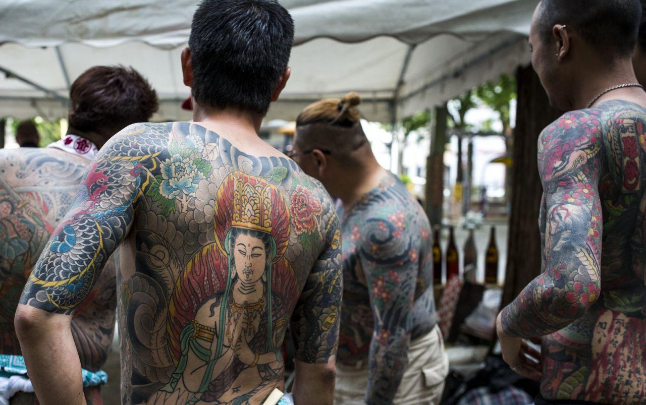 Yakuza: Die letzten Geheimnisse der japanischen Mafia