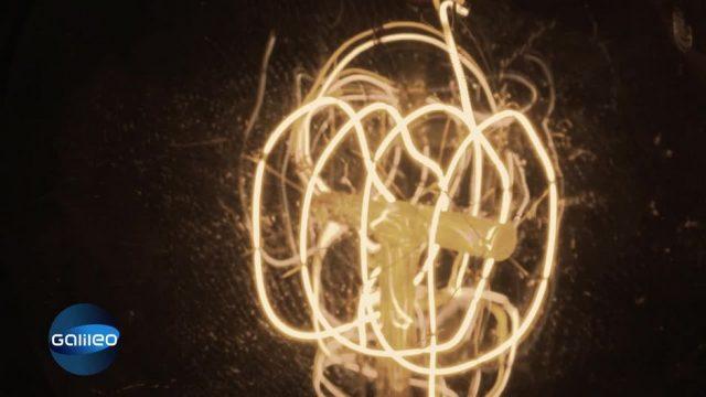 Bambus war in der 1. Glühbirne? 5 Secrets: Bambus