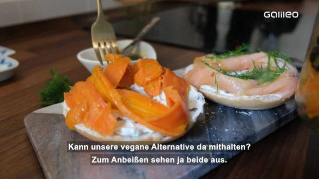 DIY: Veganer Karotten-Lachs