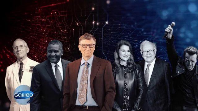 Der Gates-Clan: So ticken die Menschen hinter Bill Gates