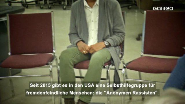 Die Selbsthilfegruppe der Anonymen Rassisten