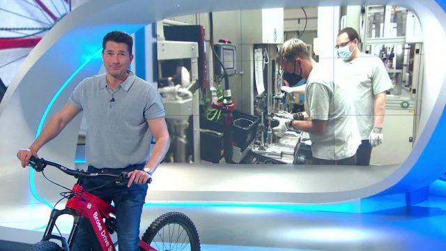 Freitag: X-Days: E-Bike-Motoren