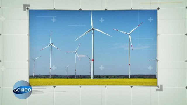 Green Hero: So werden Windräder recycelt