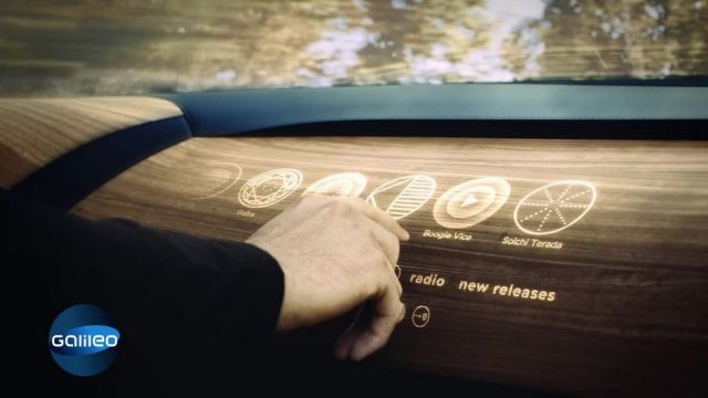"""Holz mit LED-Anzeige? Das """"Superholz"""" der Zukunft"""