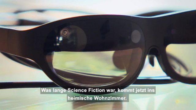 Im Test: AR-Brille für zu Hause