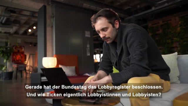 Lobbyregister: Was bedeutet das?