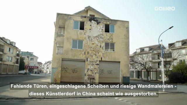 Lost Place: Das verlassene Künstlerdorf