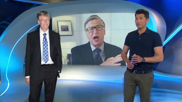 Mittwoch: Bill Gates und Co. - Wie ticken die einflussreichsten Menschen der Welt?