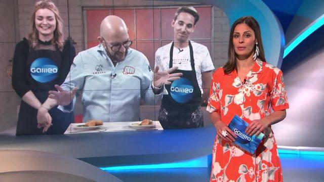 Samstag: Koch-Nieten im Backfisch-Duell