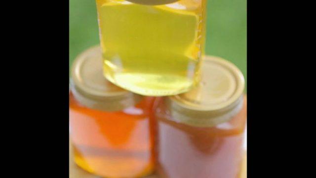 Süßes Naturtalent: Honig - 10sek