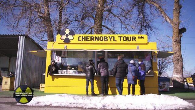 Tschernobyl - Das Geschäft mit der Katastrophe