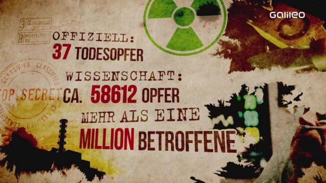 Tschernobyl: Was sind die Konsequenzen?