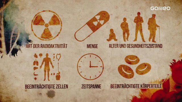 Tschernobyl: Wie gefährlich ist Radioaktivität?
