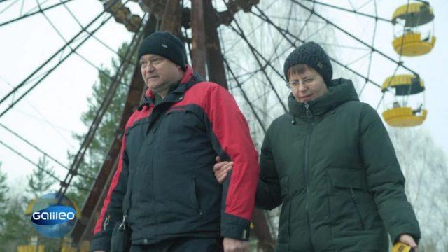 Tschernobyl überlebt, doch fürs Leben geprägt