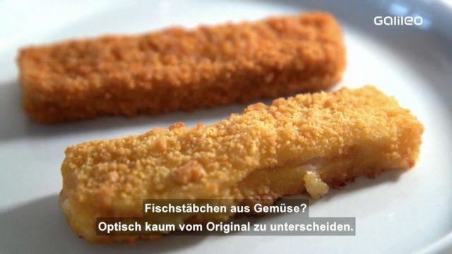 Vegane Fisch Alternativen aus Gemüse - Ist das möglich?