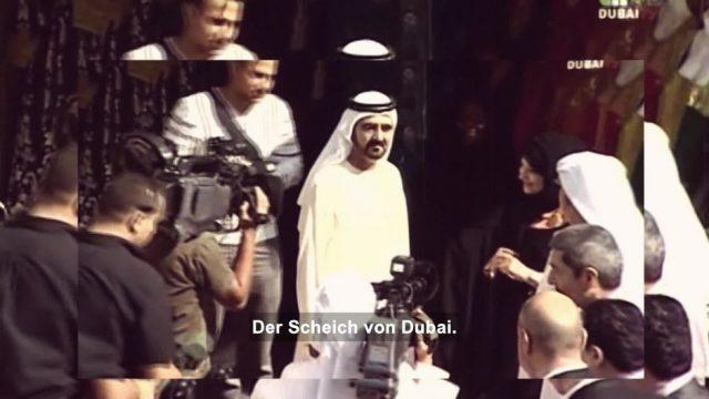 Wie tickt der Scheich von Dubai?