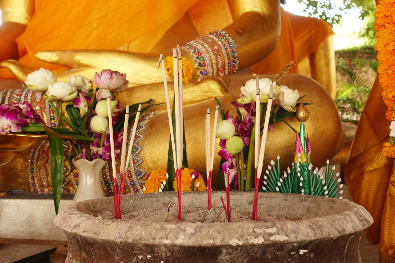 Buddhismus Magha Puja