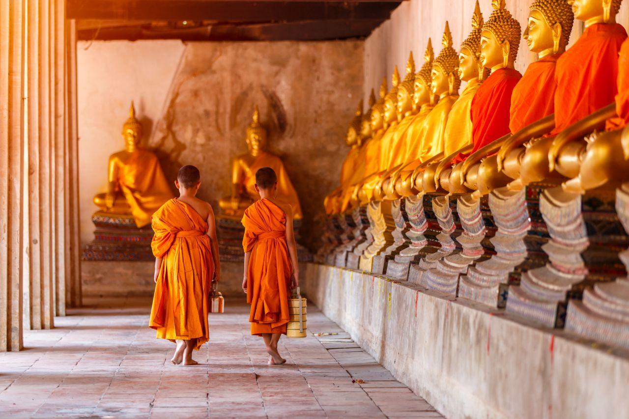 Buddhismus-Vassa