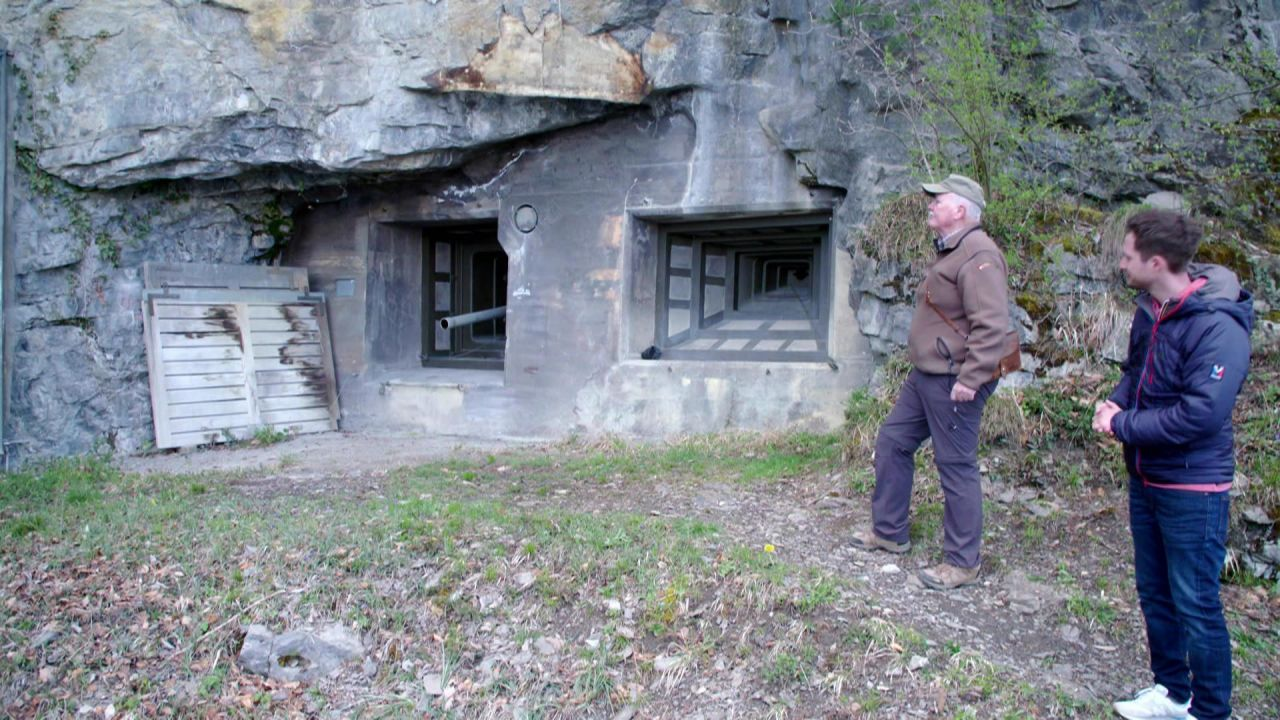 Bunker Fischbalmen