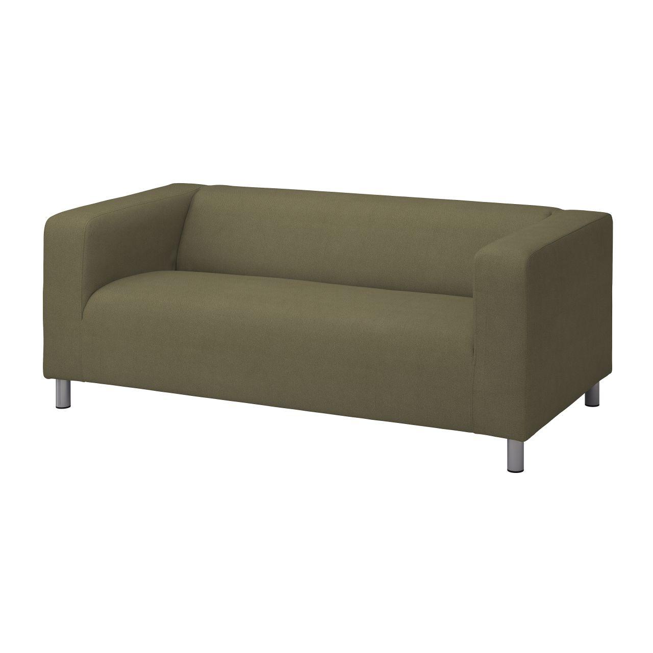 Ikea Klippan Sofa braun