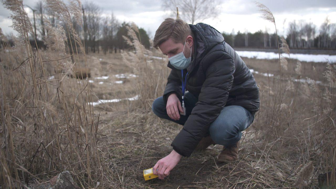 Manuel Geigerzähler Tschernobyl