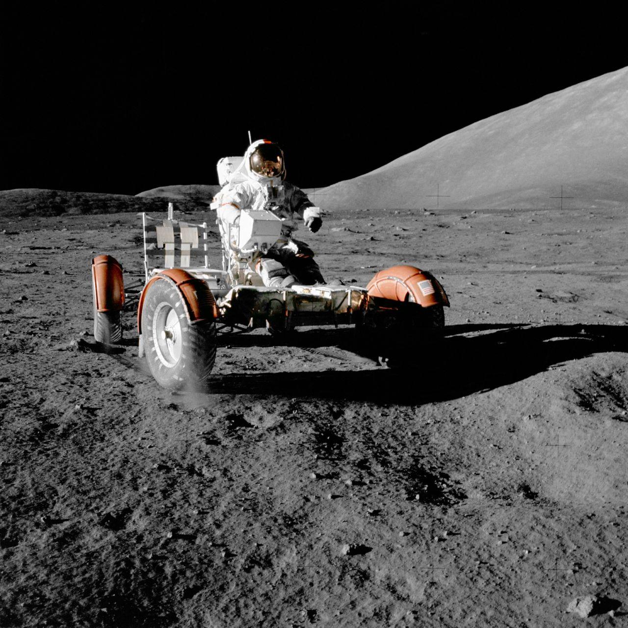 Das Apollo Mondmobil