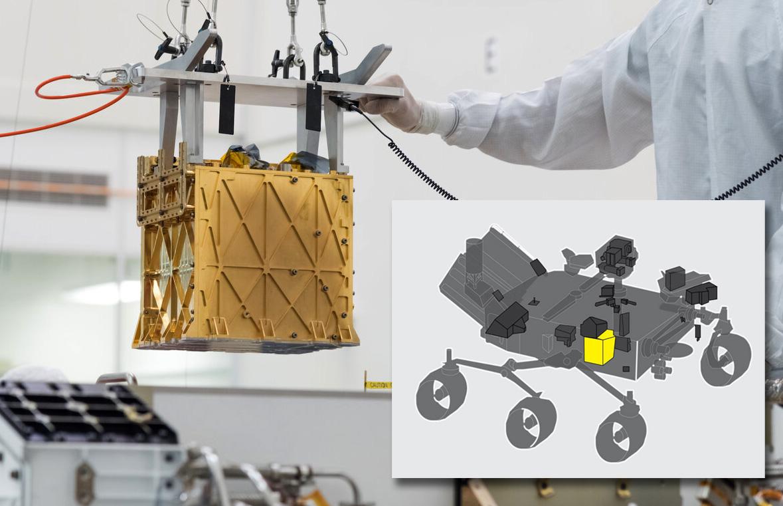 Das Mars-Experiment Moxie