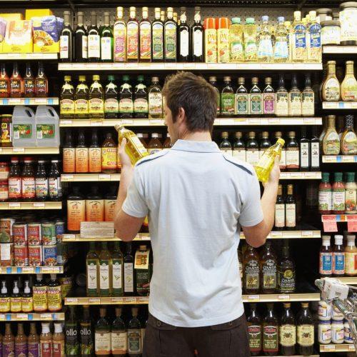 Wenn uns schon die Auswahl des richtigen Salatöls im Supermarkt überfordert.