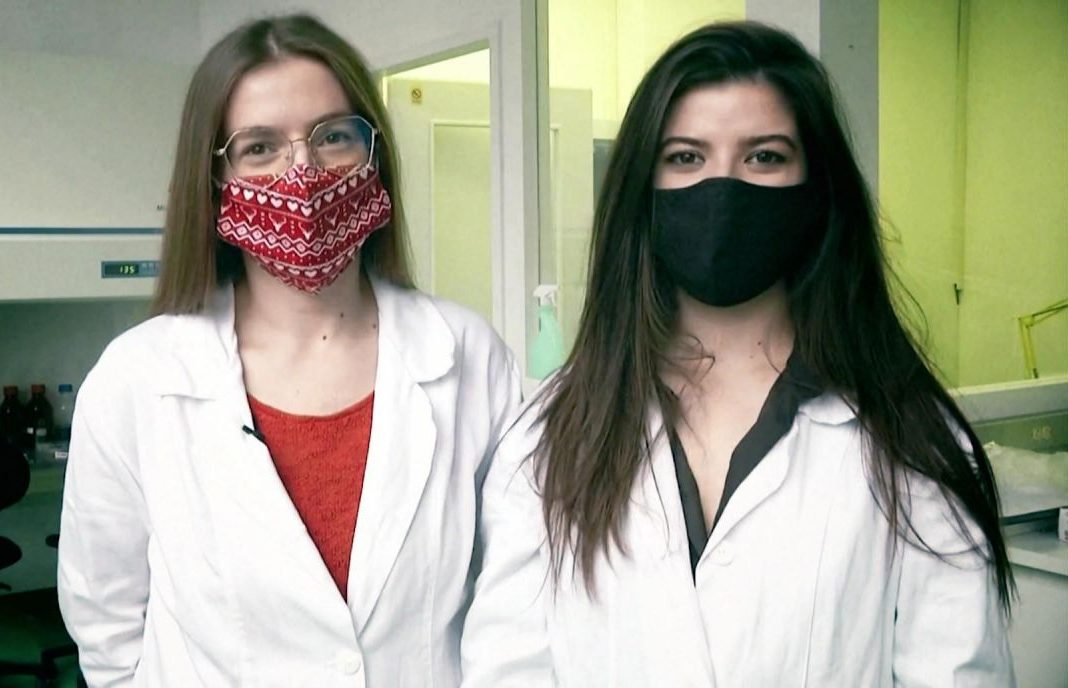 Liz Madaras und Krisztina Lévay