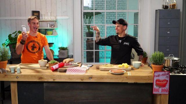 Kitchen Moves: Die Welt der Hot Dogs und und ihre Gadgets