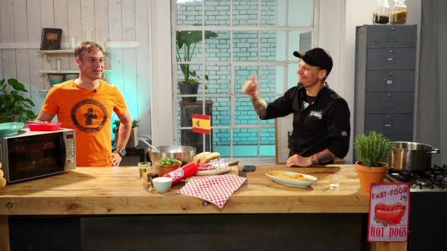Kitchen Moves: Die perfekten Churros