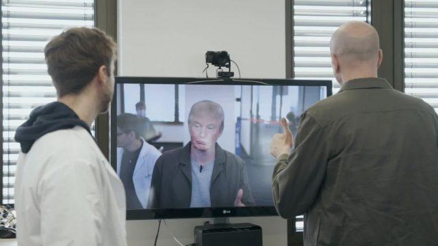 Live-Deepfakes: So echt sehen gefälschte Videos aus - 10s