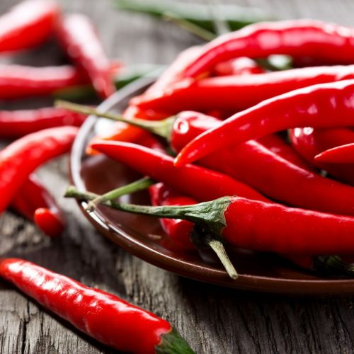 Chilis sind nicht nur scharf, sondern auch gesund.