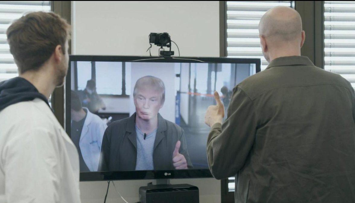 Deepfakes - wenn KI Gesichter und Stimmen verfälscht