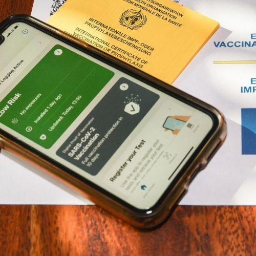EU-Impfzertifikat