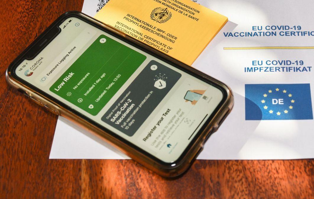 EU-Impfzertifikat: Wie mit dem offiziellen Start Urlaub möglich ist
