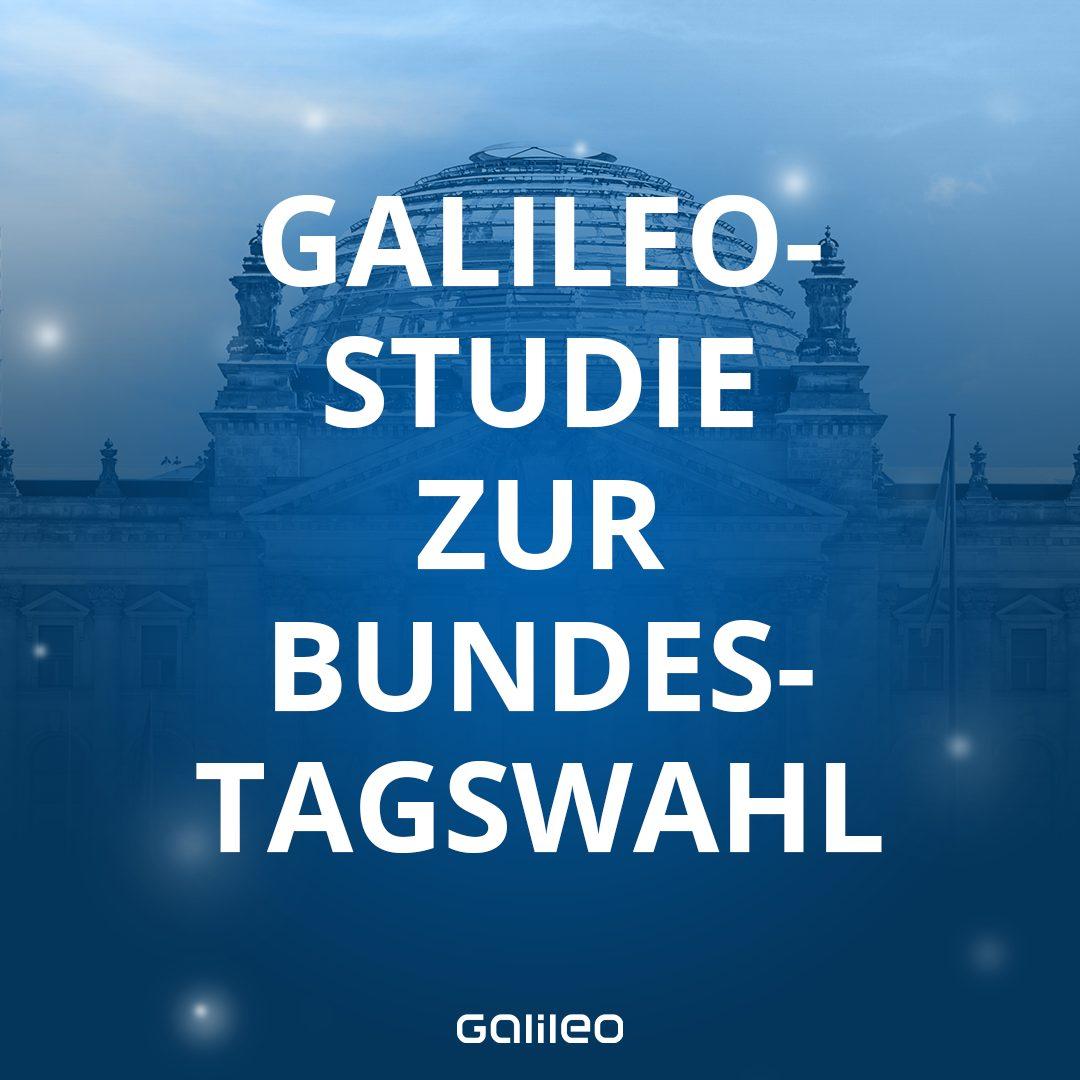 Galileo Wahl-Umfrage