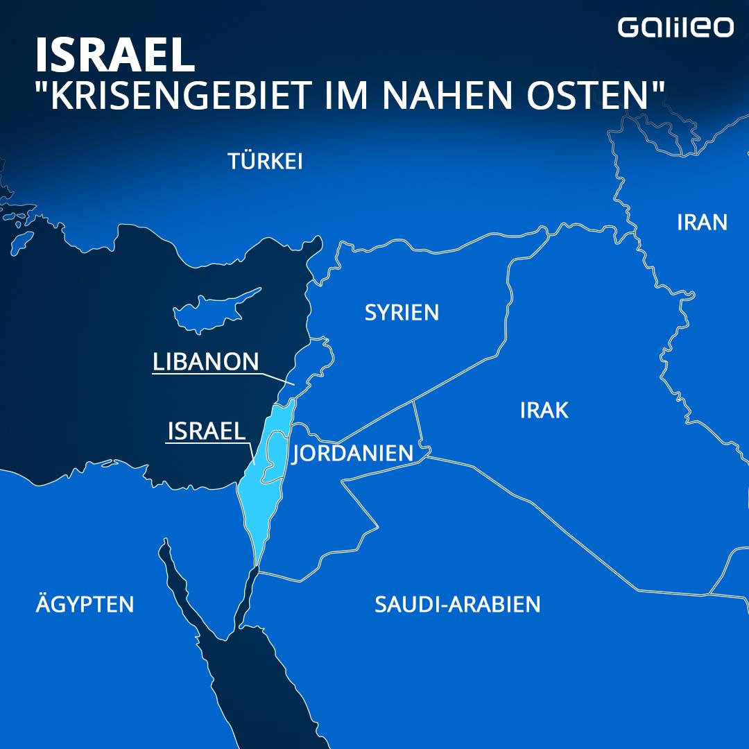 Israel Lage