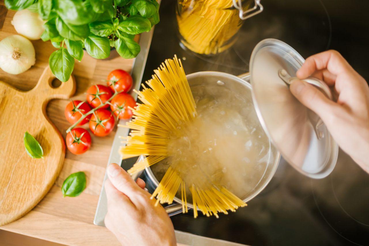 """Nudeln """"al dente"""" kochen? Mit der Pasta-Playlist ist das leicht!"""