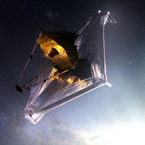 Das James-Webb-Weltraumteleskop blickt in die hintersten Ecken des Universums.