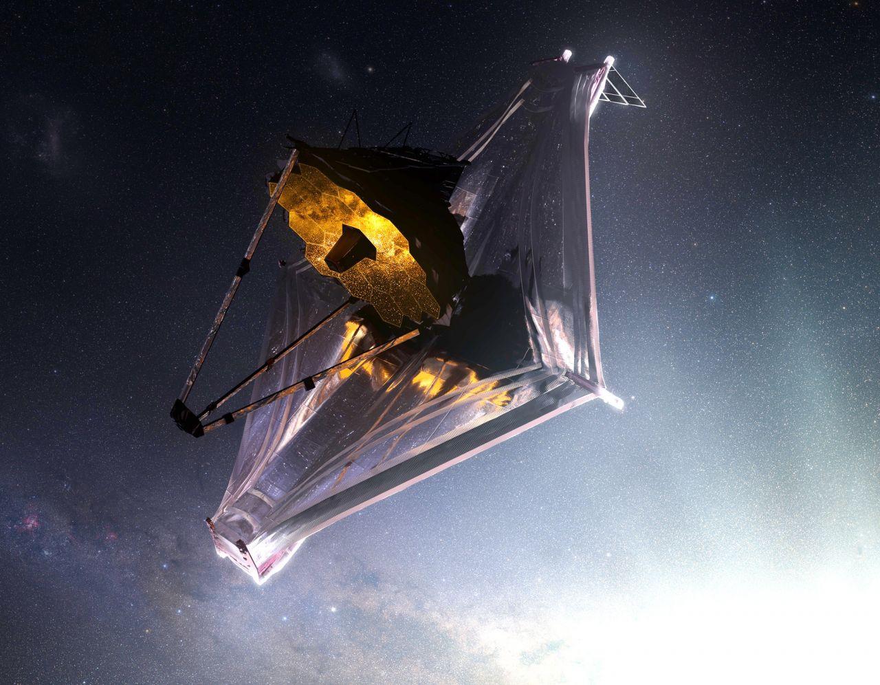 James-Webb-Weltraumteleskop